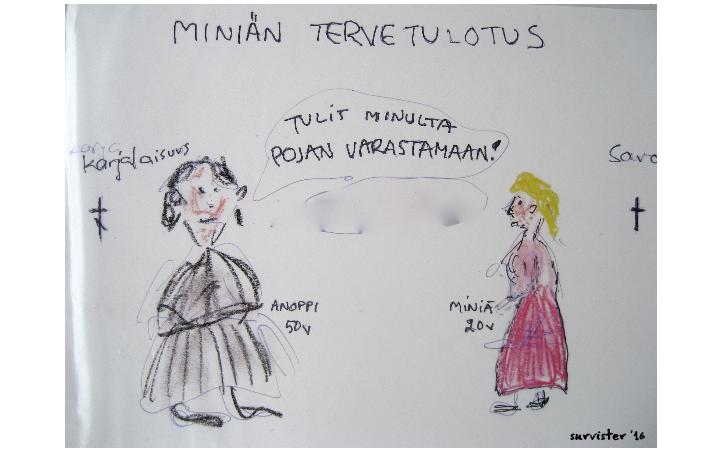 miniantervetulous